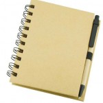 Eco Note Books & Pads